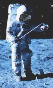 golf en la luna