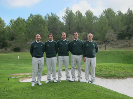 Arabella Golf Academy Team