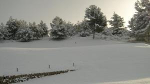 nieve en Arabella Golf Mallorca4