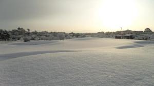 nieve en Arabella Golf Mallorca9