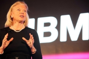 La Presidenta de IBM, estará en Augusta?