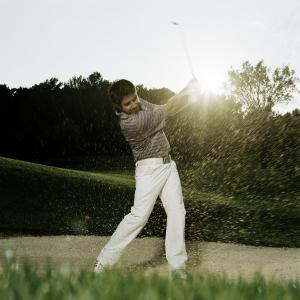 Golf Son Quint - a quien madruga, el golf le ayuda