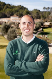Mario Rapado_pro de Arabella Golf Academy