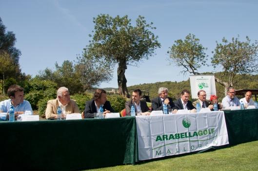 Presentacion Escuela Golf Adaptado, Arabella Golf Academy