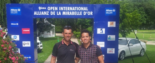 dupin en el alps tour