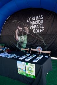 Arabella Golf en la Fira de l'Esport de Palma de Mallorca