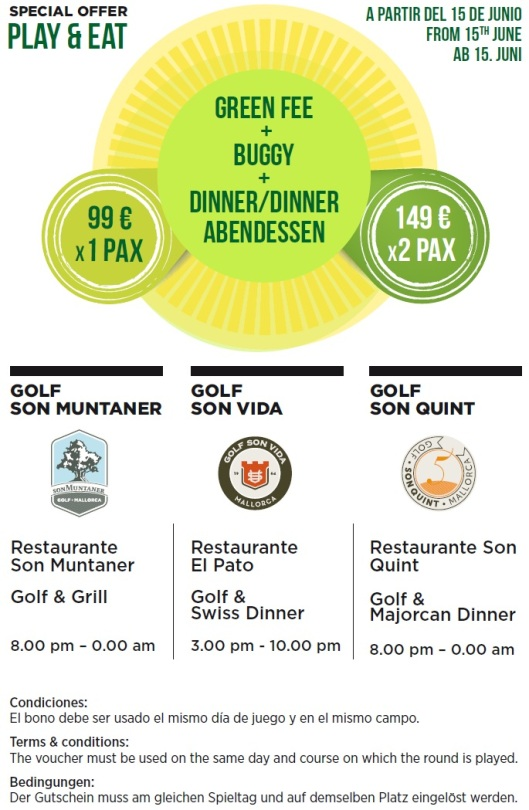 oferta verano 2012_GF+Buggy+Cena=99€!