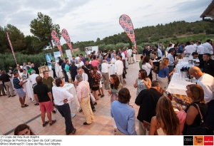 2 Lottusse Golf Open-Copa del Rey, en golf Son Muntaner