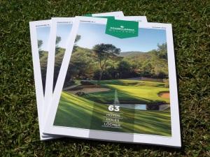 primer número de la revista corporativa de Arabella Golf Mallorca