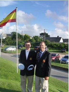 el Head Pro de la Arabella Golf Academy en Inglaterra