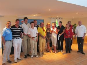 Ganadores Son Muntaner de Golf con Corazón