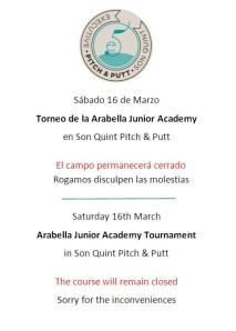 torneo junior academy