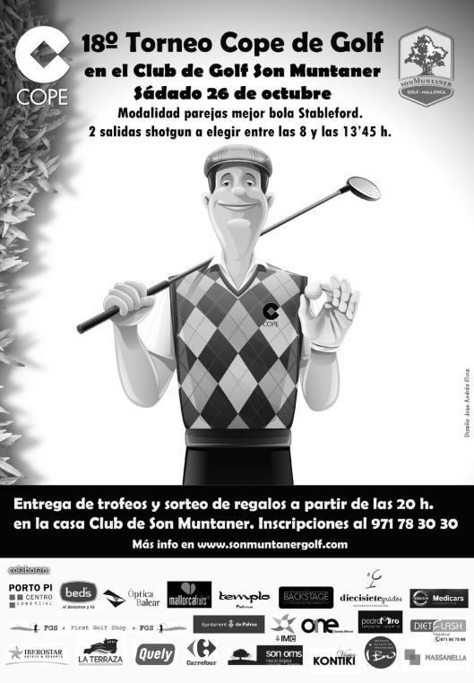 golf cope