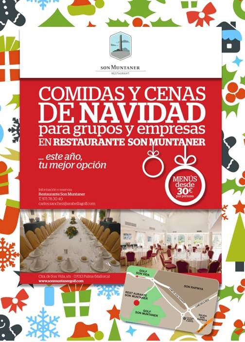 cenas navidad_poster