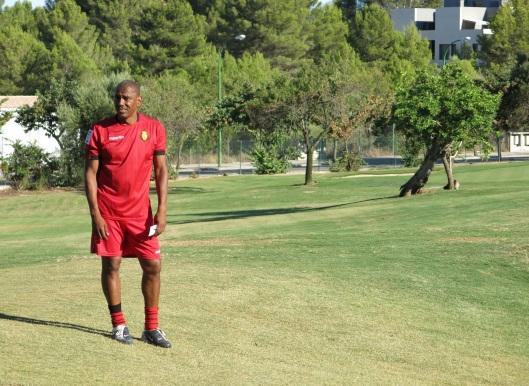 Vicente Engonga, ex-jugador del Valencia y del Mallorca