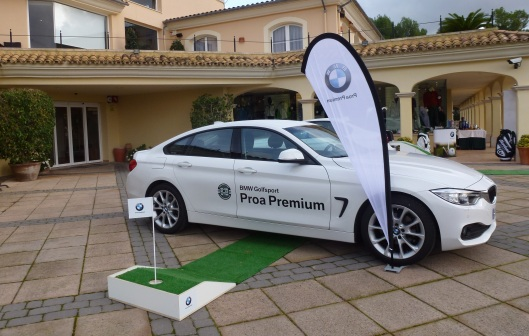 BMW - Desafío Hole in One