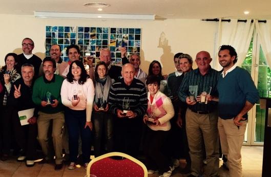 Todos los ganadores del Torneo Comité de Competición 2014