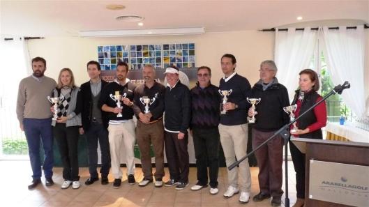 Ganadores San Sebastián 2015