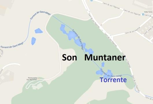 mapa SMG