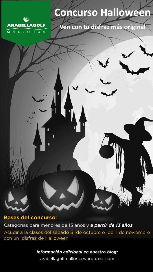 V Concurso Halloween 2